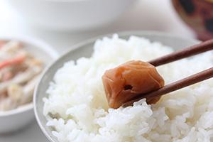 「梅」と「お米」で縁起のよい出産内祝いに