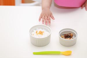お米が赤ちゃんの離乳食によい3つの理由