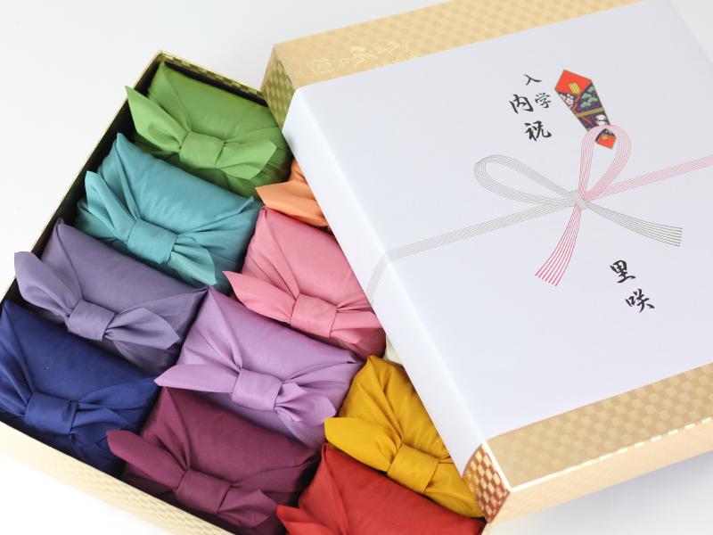 同じ目的で、複数の品物を贈るとき、一つずつにのし紙をつけた方がいい?