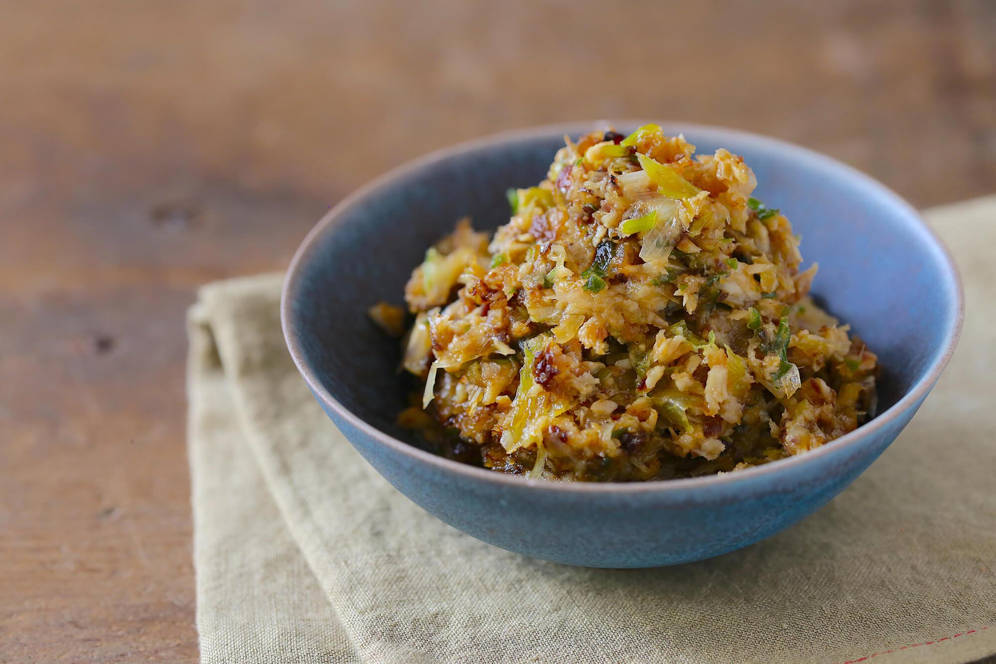 フードプロデューサー河瀬璃菜が考案「ブリのネギ味噌」!冬の食材で作るお米にぴったりなおかずレシピ