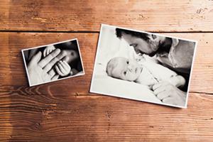 出産内祝いに可愛い写真を!新生児の撮影テク