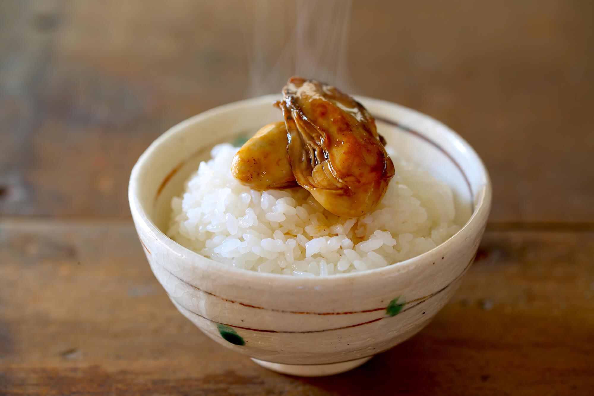 フードプロデューサー河瀬璃菜が考案!ごはんにぴったりな冬のおかず「カキのしびれオイル煮」!