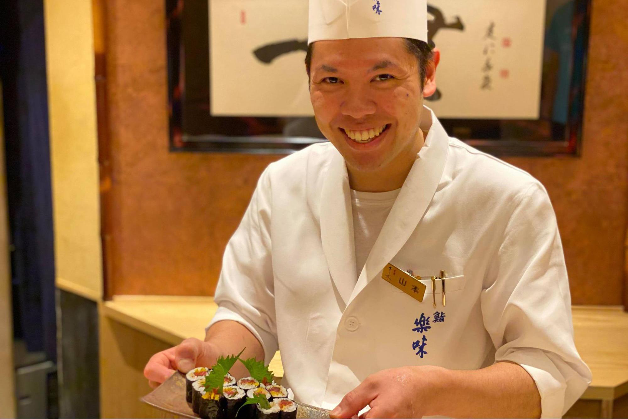 【極上ごはんとまかないレシピ】巻き方のコツ付き! 絶品「鮨 楽味さま直伝のトロたく」